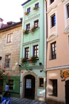Find This Pin And More On Prague Hotel Clementin