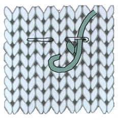 Silmukoiden jäljentäminen - Napiton Stitch Patterns, Knitting Patterns, Sewing Crafts, Sewing Projects, Diy And Crafts, Arts And Crafts, Visible Mending, Darning, Tie Clip