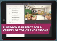 Technology Tidbits: Thoughts of a Cyber Hero: Plotagon Visible Thinking, Digital Storytelling, Digital Media, Classroom, Animation, Technology, Teaching, Education, Girly Stuff