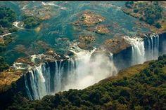 Devil's Pool, Victorian Falls, Zambia