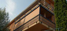 WAREMA zipzáras, szélbiztos ablaknapellenző vezetősínnel. Stairs, Zip, Home Decor, Stairway, Decoration Home, Room Decor, Staircases, Home Interior Design, Ladders