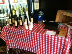 Public Event at The Wine Store