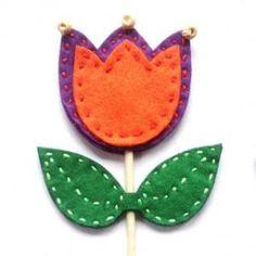 velikonoční zápichy – Obrázky.cz Needle Felting, Diy And Crafts, Ribbon, Trees, Leaves, Christmas Ornaments, Holiday Decor, Flowers, Fabric