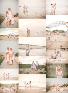 family-beach-photo-session, family portrait ideas, family photoshoot, virginia beach photographer, family beach photos