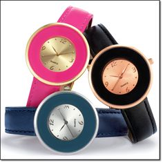Love these watches #avonrep