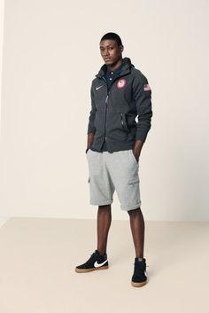 Wardrobe for the modern athlete