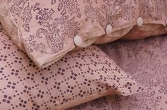 Anjali Shams: Fall 2012 Linen Collection