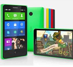 Nokia X review, specifications.