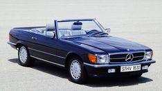 Mercedes Benz SL w107 Pagoda