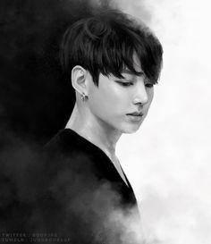 Jeon Jungkook Fanart ♠
