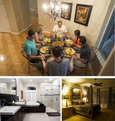 empregos bizarros (10) morador temporario de casa luxuosa