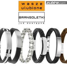 Są już dostępne Wasze ulubione bransoletki. Zobaczcie więcej:  http://zubiro.com/listaProduktow.php?dbFin=ulubione+bransoletki&szukaj=Szukaj&kat=0&idz=