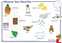 Teacher's Pet - Whatever Next - FREE Classroom Resources - EYFS, KS1, KS2,