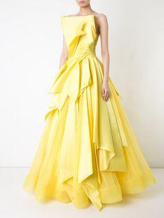 Isabel Sanchis Panare Apois dress