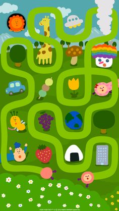 Venus Patrol Presents: New Noby Noby Boy Wallpapers For Your iPhone 5 | VENUS PATROL