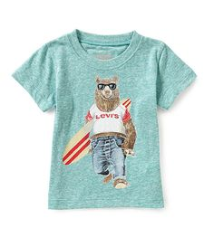 ffd3ace561e0 Levi´s® 12-24 Months Bear Graphic Tee