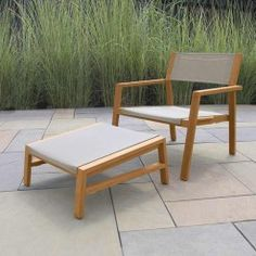 Summit stacking lounge chair in Taupe
