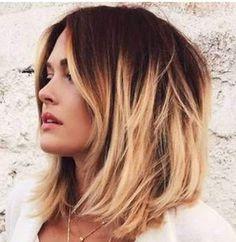 Les cheveux de Caroline Receveur