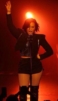 Demi performing in Perth, Australia (April 21st) #36