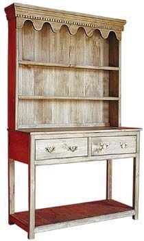 Yorkshire Hutch Antique European Reproduction 25 Country Paints Old World Stains