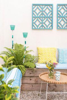 DIY   Garten Laternen Für Pflanzkübel Aus Blumentöpfen Und Ästen