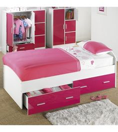 Best Details About Blue White High Gloss Furniture Bedroom 400 x 300