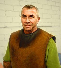Arkady Burdan Hall of Fame Olympic Coach.  Nellya Fencers.
