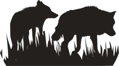 Free Image on Pixabay - Wolves, Dogs, Silhouettes, Mammals Applique Templates, Applique Patterns, Free Pictures, Free Images, Wolf Silhouette, Wolf Images, Ciel, Vector Graphics, Graphic Illustration