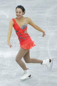 Mao Asada - ISU Grand Prix of Figure Skating NHK Trophy - Day 1