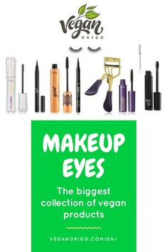 Vegan and cruelty free beauty and make up products