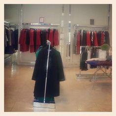 #louisekennedy #kildarevillage #retaildesign #luxury #irish #fashiondesigner #outlet #retail #visualmerchandising
