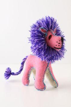 Regal Lion - Anthropologie.com