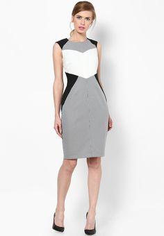 5dd1de361e7 Buy DOROTHY PERKINS Black Colored Solid Bodycon Dress Online - 3233073 -  Jabong
