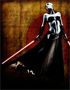 Amazing Star Wars Fan Art http://geekxgirls.com/article.php?ID=2124