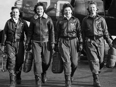 The female pilots of World War II finally won their fight to be buried in Arlington National Cemetery this year!
