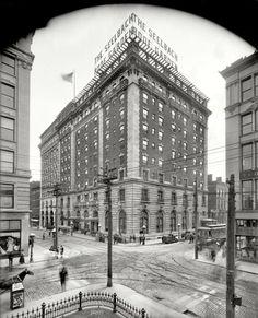 The Seelbach Hotel circa 1907  Louisville, KY