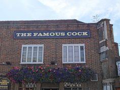 The Famous Cock Pub at Highbury and Islington by http://randomlylondon.com