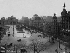 Praça Mar. Floriano anos 20