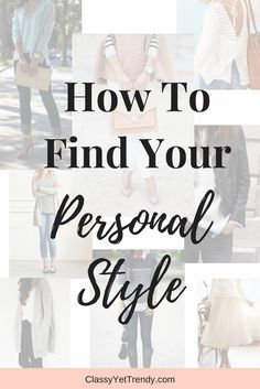 Do you have a closet full of clothes but the styles are different?…