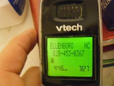 My Mom passed away on January 6th 2010. We had the phone cut off the next week but she continued to dial us from that number. The above call was placed to my phone in July 2011. ATT said this was not possible but it continues to happen.