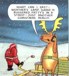Funny Christmas Pictures | Just Another Christmas Really Funny Christmas Joke With Santa. If you ...