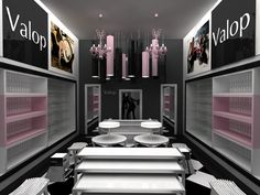 decoracion tiendas de ropa mujer - Buscar con Google