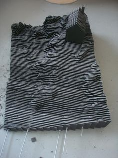 Scale model of a moo