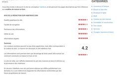 Traduction en français du plugin WP Review pour WordPress
