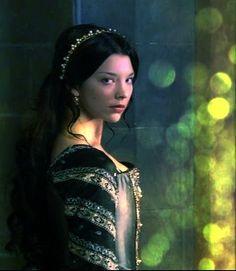 Natalie Dormer as Anne Boleyn | The Tudors