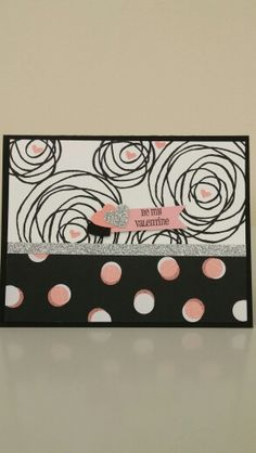 Stampin' Up! Snuggles & Smooches Valenttine, by N. Rankin