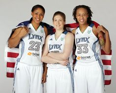 Maya Moore, Lindsay Whalen, Seimone Augustus,  playing on the 2012 All-Star team for the Summer Olympic Games in London!!!!!!