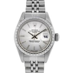 Rolex Date 69240 Stainless Steel Ladies Watch. Get the lowest price on Rolex Date 69240 Stainless Steel Ladies Watch and other fabulous designer clothing and accessories! Shop Tradesy now