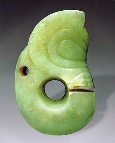 One of the most intriguing Chinese Neolithic jade culture is that of the so called Hongshan period...