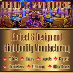 High Quality Turnkey Casino Projects.. >> www.777Merlin.com